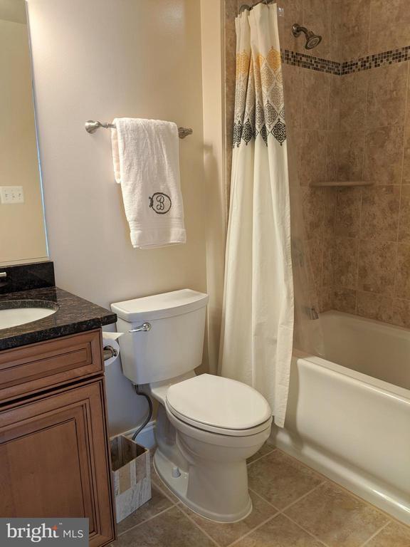 Bedroom 2 Private Bath - 9301 OLD SCAGGSVILLE RD, LAUREL