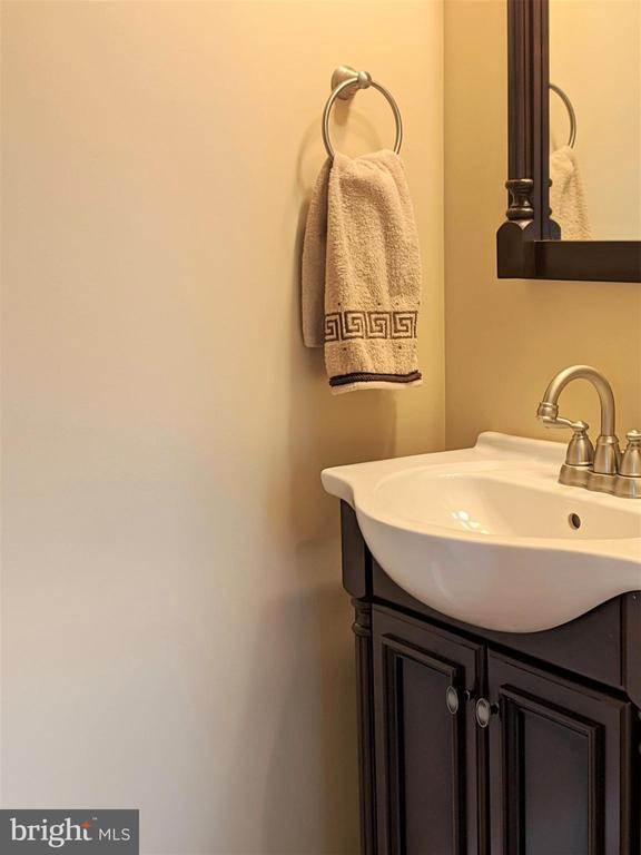 Half Bath on Main Level - 9301 OLD SCAGGSVILLE RD, LAUREL
