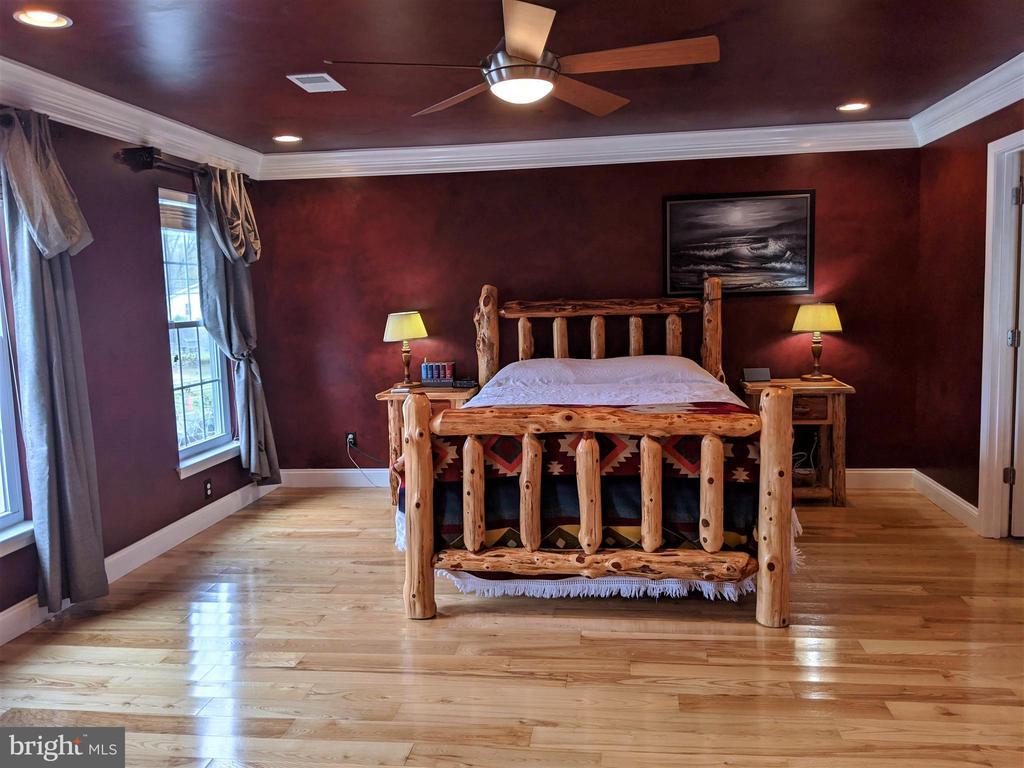 Master Bedroom - 9301 OLD SCAGGSVILLE RD, LAUREL