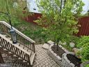 Built in landscaping - 9301 OLD SCAGGSVILLE RD, LAUREL