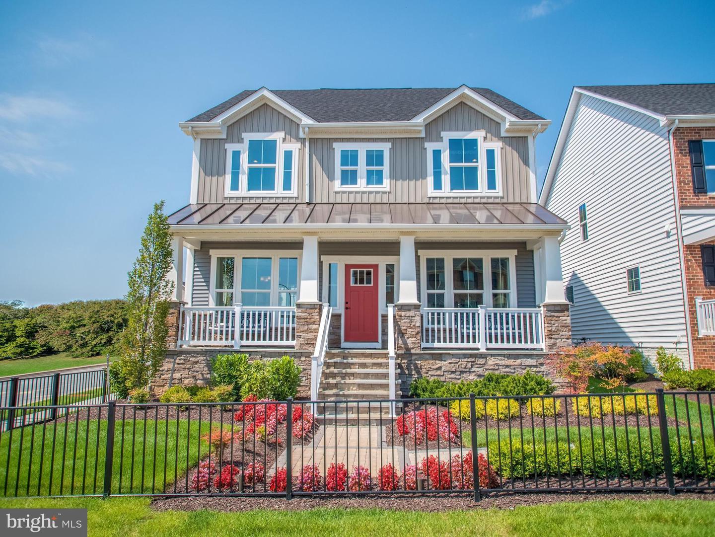 Single Family Homes 为 销售 在 Clarksburg, 马里兰州 20871 美国