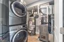 1 of 2 washer and dryers for this property - 5700 BLAIR RD NE, WASHINGTON
