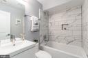 Basement bathroom - 5700 BLAIR RD NE, WASHINGTON