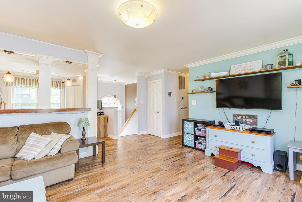 Living Room - 19126 SANDYHOOK RD, KNOXVILLE
