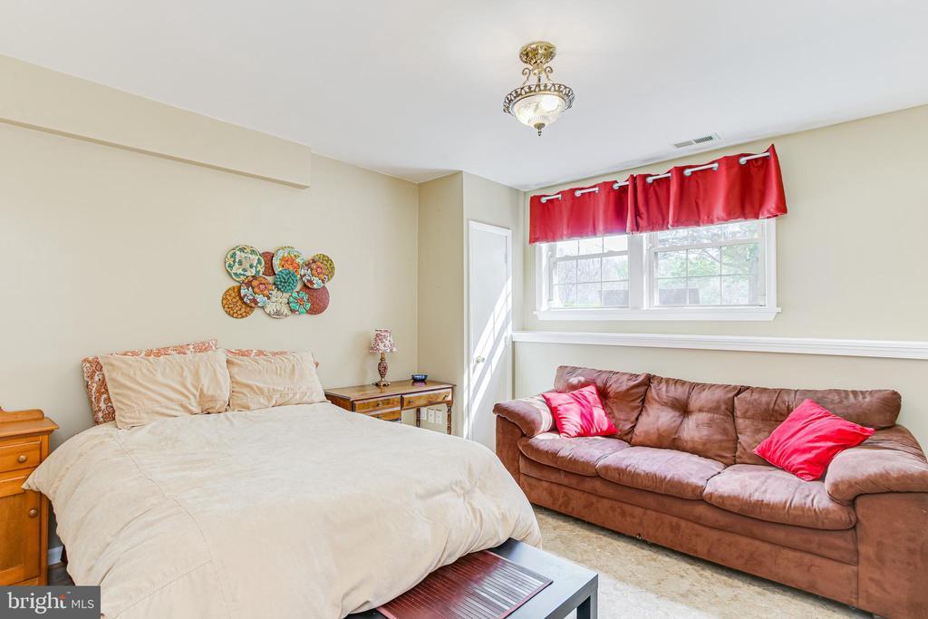 Lower Level Bedroom 4 - 19126 SANDYHOOK RD, KNOXVILLE