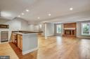 Recreation Room with Wet Bar - 4110 40TH PL N, ARLINGTON