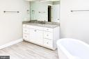 Master Bath - 4110 40TH PL N, ARLINGTON