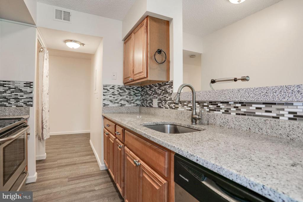 Large sink and beautiful cabinets - 1001 N VERMONT ST #310, ARLINGTON