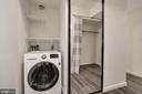 Combination ventless washer/dryer - 1001 N VERMONT ST #310, ARLINGTON