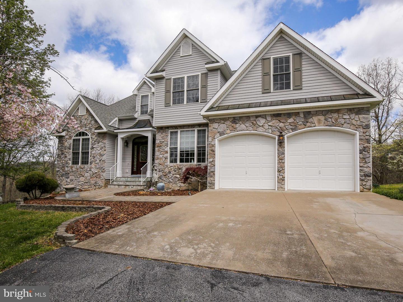 Single Family Homes のために 売買 アット Bentonville, バージニア 22610 アメリカ