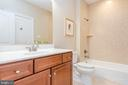 Bathroom - 5222 SWEET MEADOW LN, CLARKSVILLE