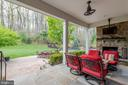 Patio - 5222 SWEET MEADOW LN, CLARKSVILLE