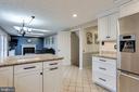 Granite Counters & Breakfast Bar - 7924 BUTTERFIELD DR, ELKRIDGE