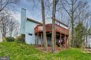 Rear Deck and Yard - 7924 BUTTERFIELD DR, ELKRIDGE