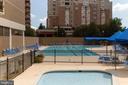 Outdoor pools - 3800 FAIRFAX DR #1512, ARLINGTON