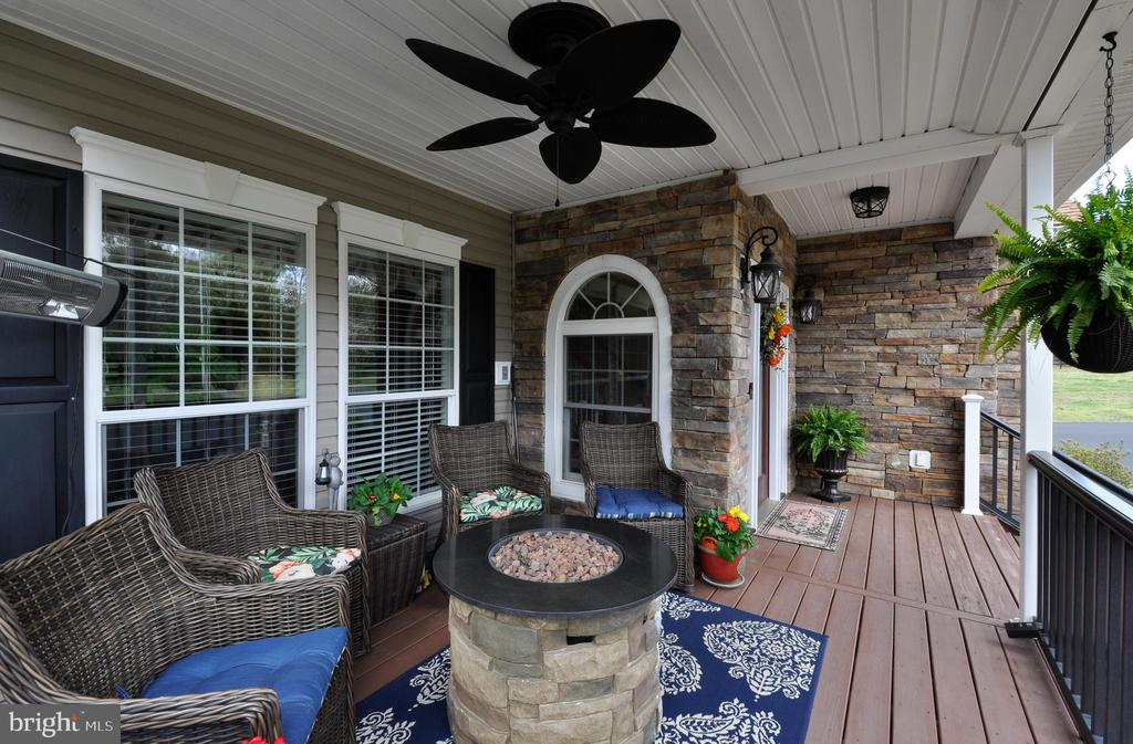 Charming Porch - 10636 CATHARPIN RD, SPOTSYLVANIA