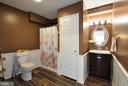 Full Bath - Lower Level - 10636 CATHARPIN RD, SPOTSYLVANIA