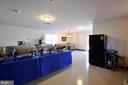 Kitchen/Dining Lower Level - 10636 CATHARPIN RD, SPOTSYLVANIA