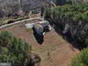 Aerial View - 10636 CATHARPIN RD, SPOTSYLVANIA