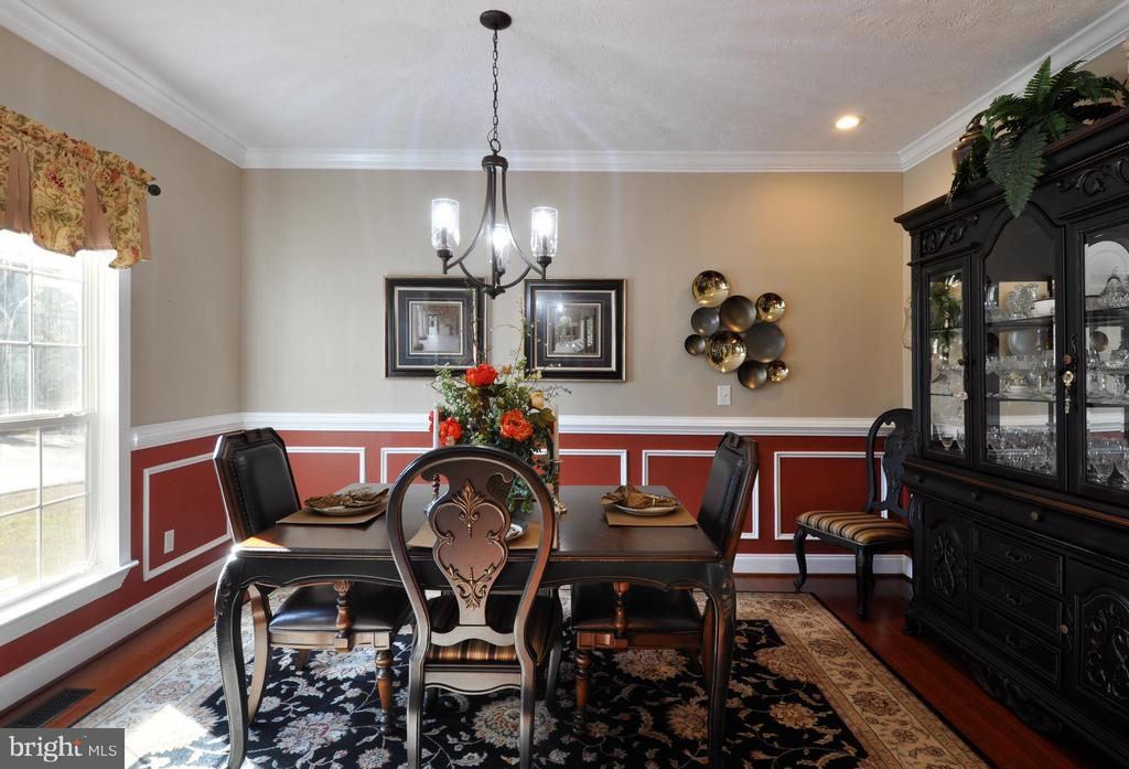 Dining Room - 10636 CATHARPIN RD, SPOTSYLVANIA