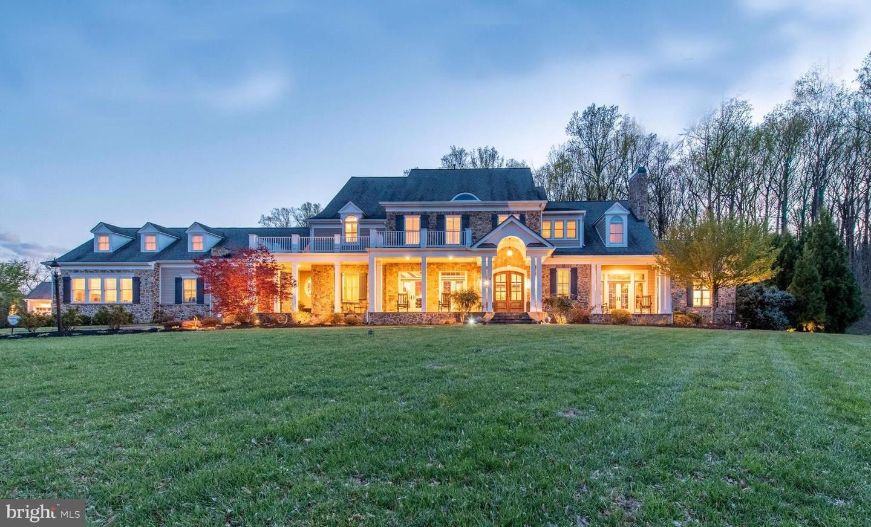 Single Family Homes för Försäljning vid Clarksville, Maryland 21029 Förenta staterna