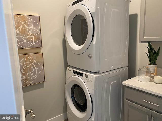 LAUNDRY ROOM - 3033 DISTRICT AVE #38, MERRIFIELD