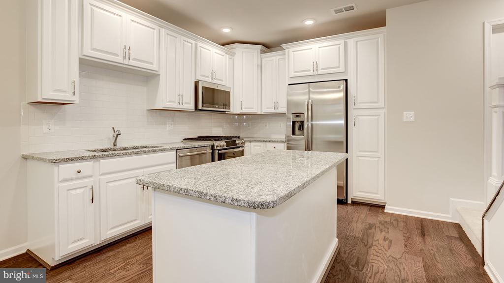 Airmont Kitchen - 23265 MILLTOWN KNOLL SQ #109, ASHBURN