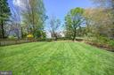 Beautiful large back yard - 4 WELLINGTON DR, STAFFORD