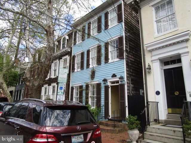 Front - 146 PRINCE GEORGE ST, ANNAPOLIS