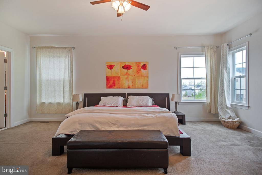 Lots of natural light - 102 ALMOND DR, STAFFORD