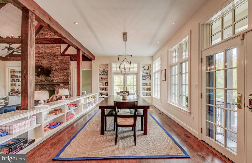 Breakfast Room - 10807 GREENSPRING AVE, LUTHERVILLE TIMONIUM
