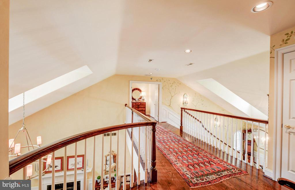 2nd Floor Hall - 10807 GREENSPRING AVE, LUTHERVILLE TIMONIUM