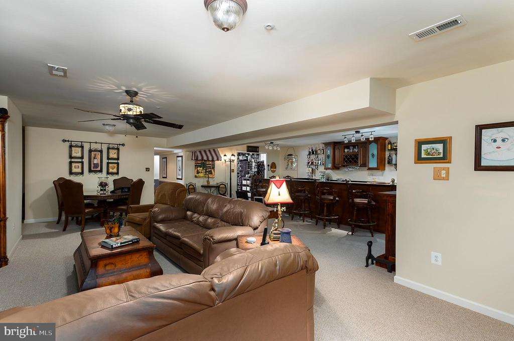 Lower level recreation room - 8733 ENDLESS OCEAN WAY #32, COLUMBIA