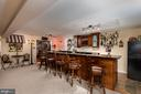 Fully equipped granite wet bar - 8733 ENDLESS OCEAN WAY #32, COLUMBIA