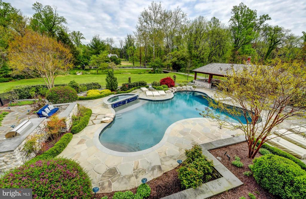 Pool Area - 10807 GREENSPRING AVE, LUTHERVILLE TIMONIUM