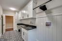Bedroom Level Custom Laundry Room - 1936 FRANKLIN AVE, MCLEAN