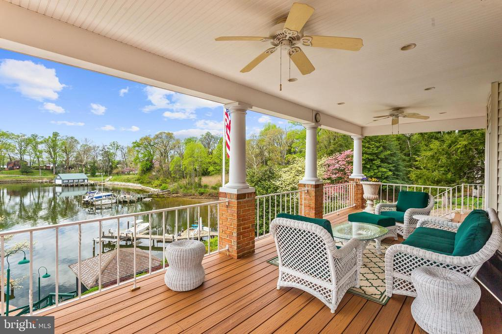 Wrap-Around Deck - 1128 ASQUITH DR, ARNOLD