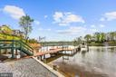 Private Pier and Lift - 1128 ASQUITH DR, ARNOLD