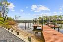 Bulkhead, Sandy Beach and Private Pier - 1128 ASQUITH DR, ARNOLD