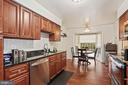 Beautifully updated Kitchen - 3005 SEVEN OAKS PL, FALLS CHURCH