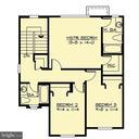 3rd Floor of Floorplan - 1236 CREEK DR, ANNAPOLIS