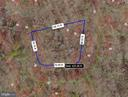 Lot Topography and Dimensions - 1236 CREEK DR, ANNAPOLIS
