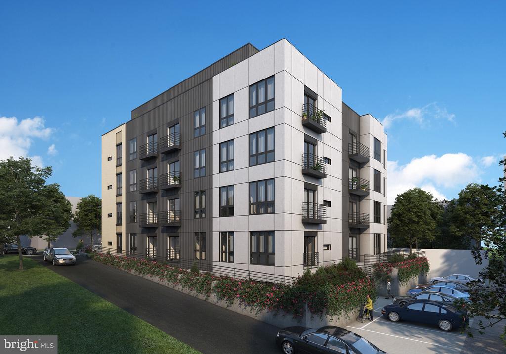 Building Exterior - 1016 17TH PL NE #501, WASHINGTON