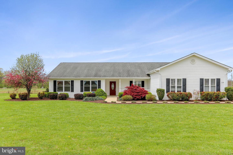 Single Family Homes のために 売買 アット New Market, バージニア 22844 アメリカ