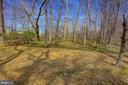 Large Private Level .53 Treed Lot with a Creek! - 1430 AQUIA DR, STAFFORD