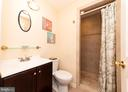 Full Bathroom in the Basement - 812 MORAN DR, ANNAPOLIS