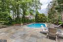 In-Ground Pool - 11517 HIGHLAND FARM RD, POTOMAC