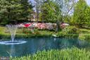 Serene Pond w/ Fountain - 11517 HIGHLAND FARM RD, POTOMAC
