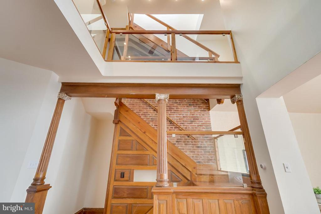 Stairway - 1827 S ST NW, WASHINGTON