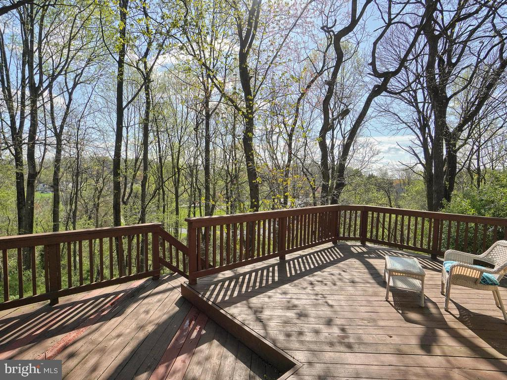 Deck/Views - 6598 TWIN LAKE CT, NEW MARKET